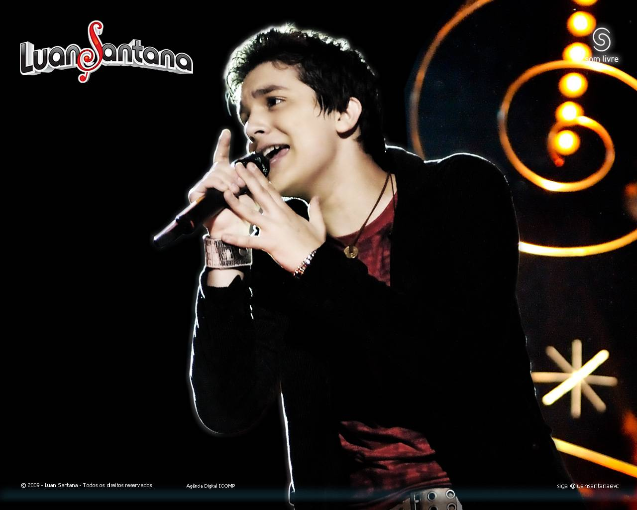 wallpaper Luan Santana 2