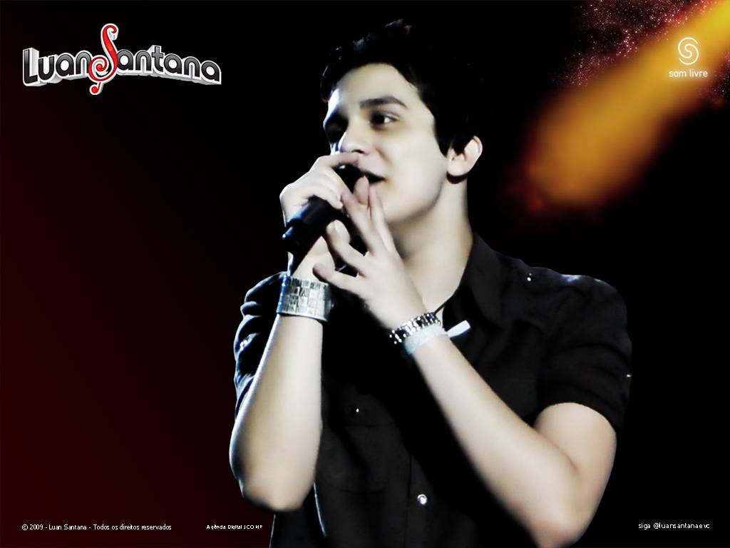 wallpaper Luan Santana 3