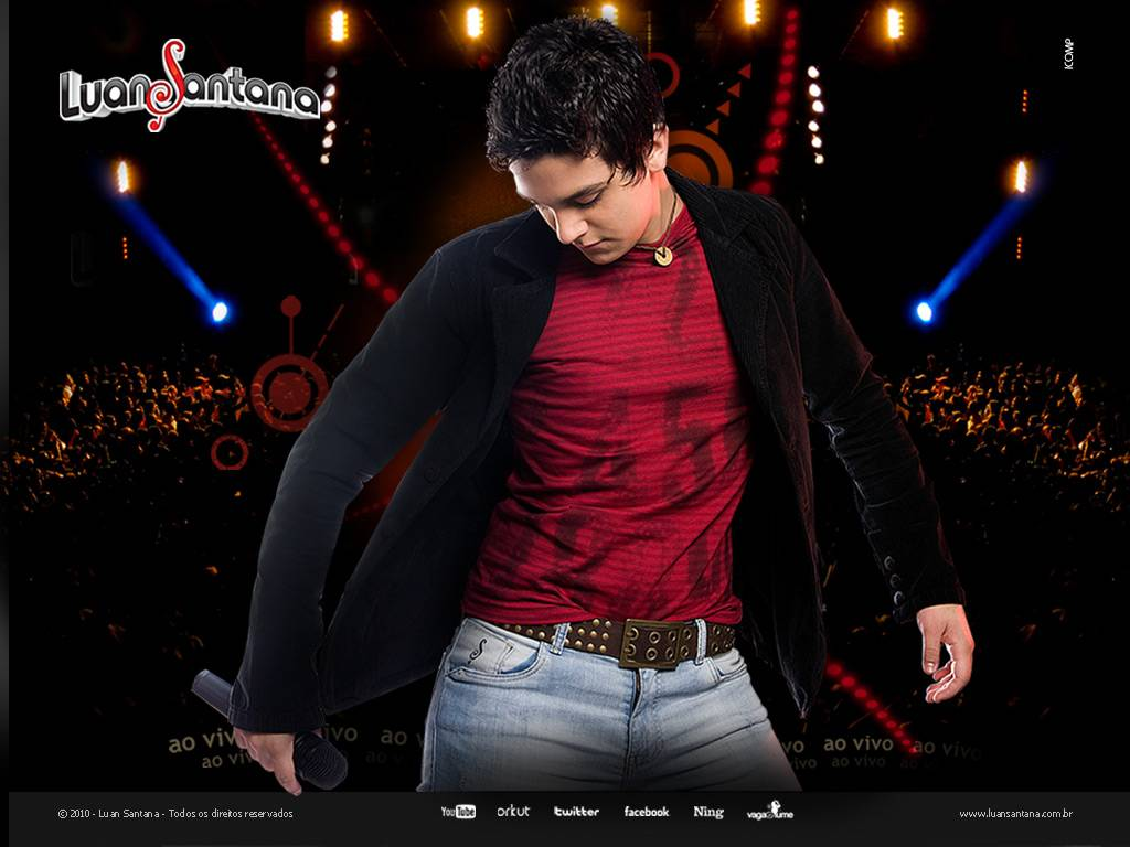 wallpaper Luan Santana 4