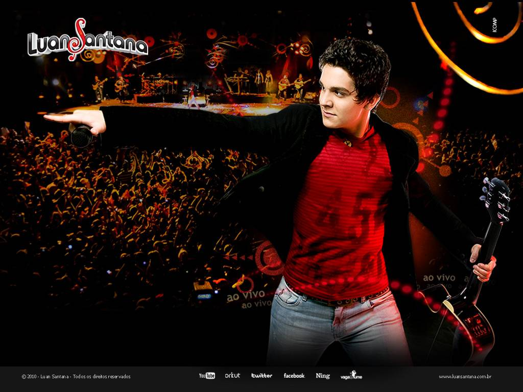 wallpaper Luan Santana 5
