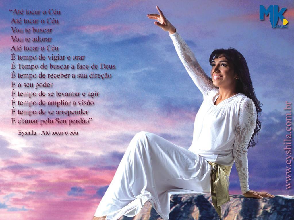 letra da musica pastor eyshila