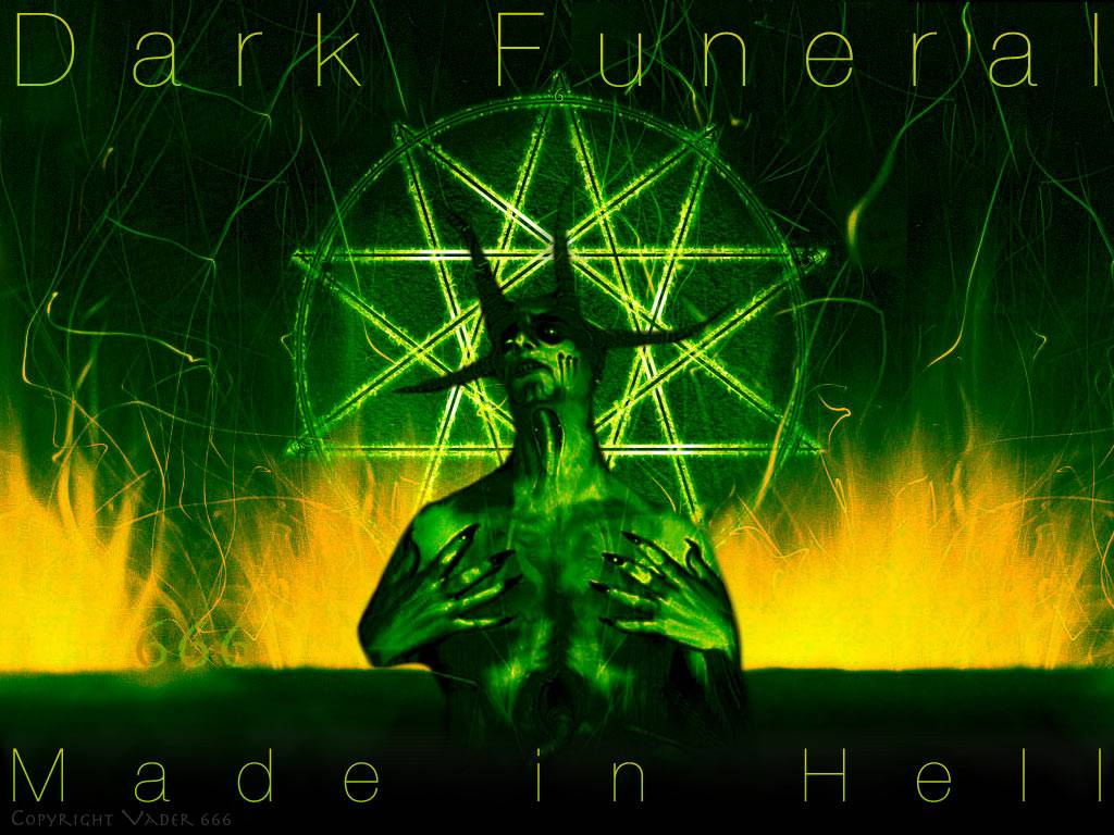 Dark Funeral Letras