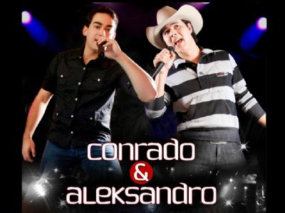 Conrado e Aleksandro em Mandaguaçu/PR – 27/02/2015