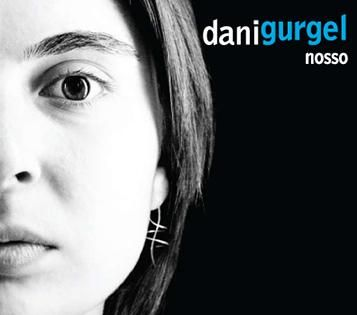 Dani Gurgel - Capa do CD