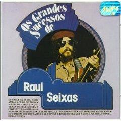 Álbum Os Grandes Sucessos de Raul Seixas