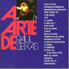 Álbum A Arte de Raul Seixas