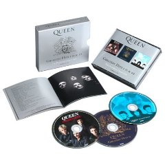 Álbum Greatest Hits I, II & III - The Platinum Collection (3CD)