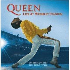 Álbum Live at Wembley Stadium
