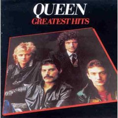Álbum Queen - Greatest Hits Vol.1/UK Version