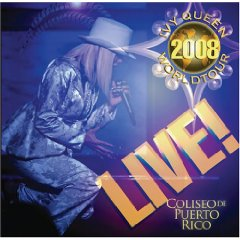 Álbum Ivy Queen 2008 World Tour Live!