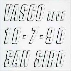 Vasco 10-7-90 San Siro