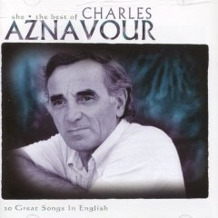 Álbum She: The Best of Charles Aznavour (20 Great Songs in English)