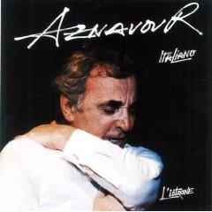 Álbum Aznavour Italiano (L'istrione)