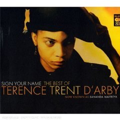 Álbum Sign Your Name: The Best of Terence Trent d'Arby