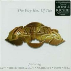 �lbum The Very Best of the Commodores