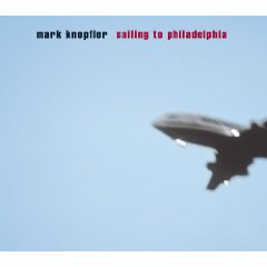 Álbum Sailing to Philadelphia (CD & DVD Audio)