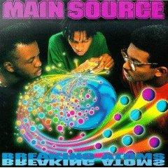 Álbum Breaking Atoms (Original 1991 CD release)