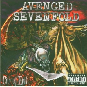 Álbum City of Evil