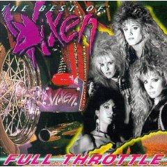 Álbum The Best of Vixen: Full Throttle