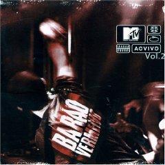 Álbum MTV: Ao Vivo, Vol. 2