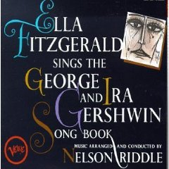 Álbum Ella Fitzgerald Sings the George and Ira Gershwin Song Book - 3CD Set