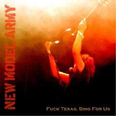 Álbum Fuck Texas, Sing for Us