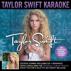 Álbum Taylor Swift Karaoke (2-Disc Karaoke CDG & DVD)