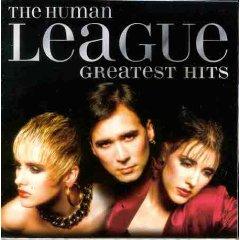 Álbum Human League - Greatest Hits