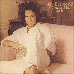 """Álbum """"Neil Diamond - 12 Greatest Hits, Vol. 2"""""""