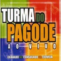Álbum Turma Do Pagode ao Vivo, Vol. 1