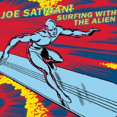 Álbum Surfing with the Alien Legacy Edition (CD + DVD)