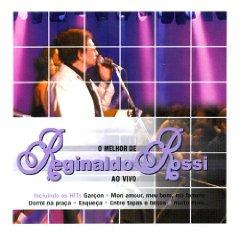Álbum O Melhor de Reginaldo Rossi: Ao Vivo