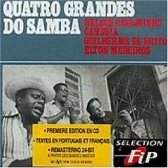 Álbum Quatro Grandes Do Samba