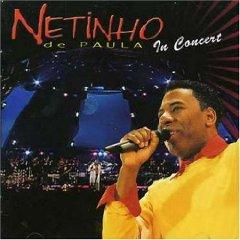 Álbum Netinho in Concert