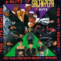 Álbum A Blitz of Salt-N-Pepa Hits: The Hits Remixed