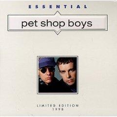 Álbum Essential Pet Shop Boys