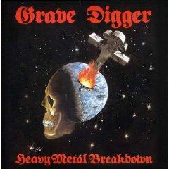 Álbum Heavy Metal Breakdown