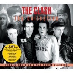 Álbum The Collection: The Clash/London Calling/Combat Rock