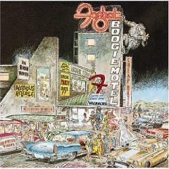 Álbum Boogie Motel