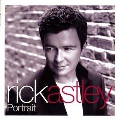 Rick Astley - Portrait