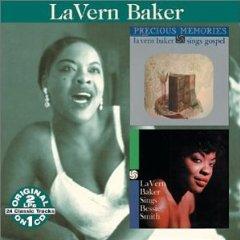 Álbum Precious Memories/LaVern Sings Bessie Smith