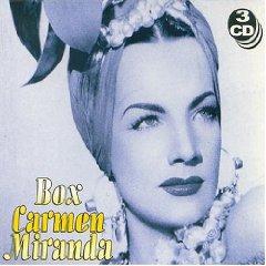 Álbum Box Carmen Miranda