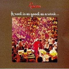 Álbum A Nod is As Good As a Wink to a Blind Horse