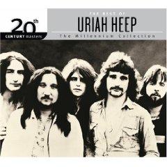 Álbum 20th Century Masters Uriah Heep