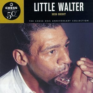 Álbum His Best :(Little Walter)The Chess 50th Anniversary Collection