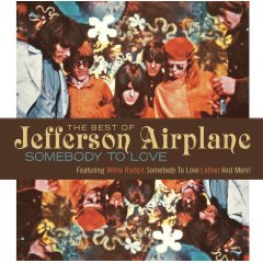 Álbum The Best of Jefferson Airplane: Somebody to Love