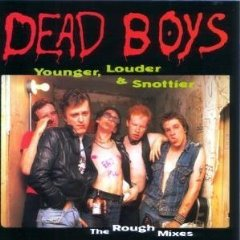 Álbum Younger, Louder and Snottier (The Rough Mixes)