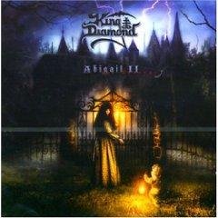 Álbum Abigail II: The Revenge