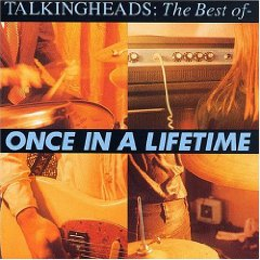 Álbum The Best of Talking Heads: Once in a Lifetime