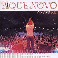 Álbum Pique Novo Ao Vivo, Vol. 2